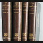 The Life, Letters and Labours of Francis Galton [Complete in Four Volumes]