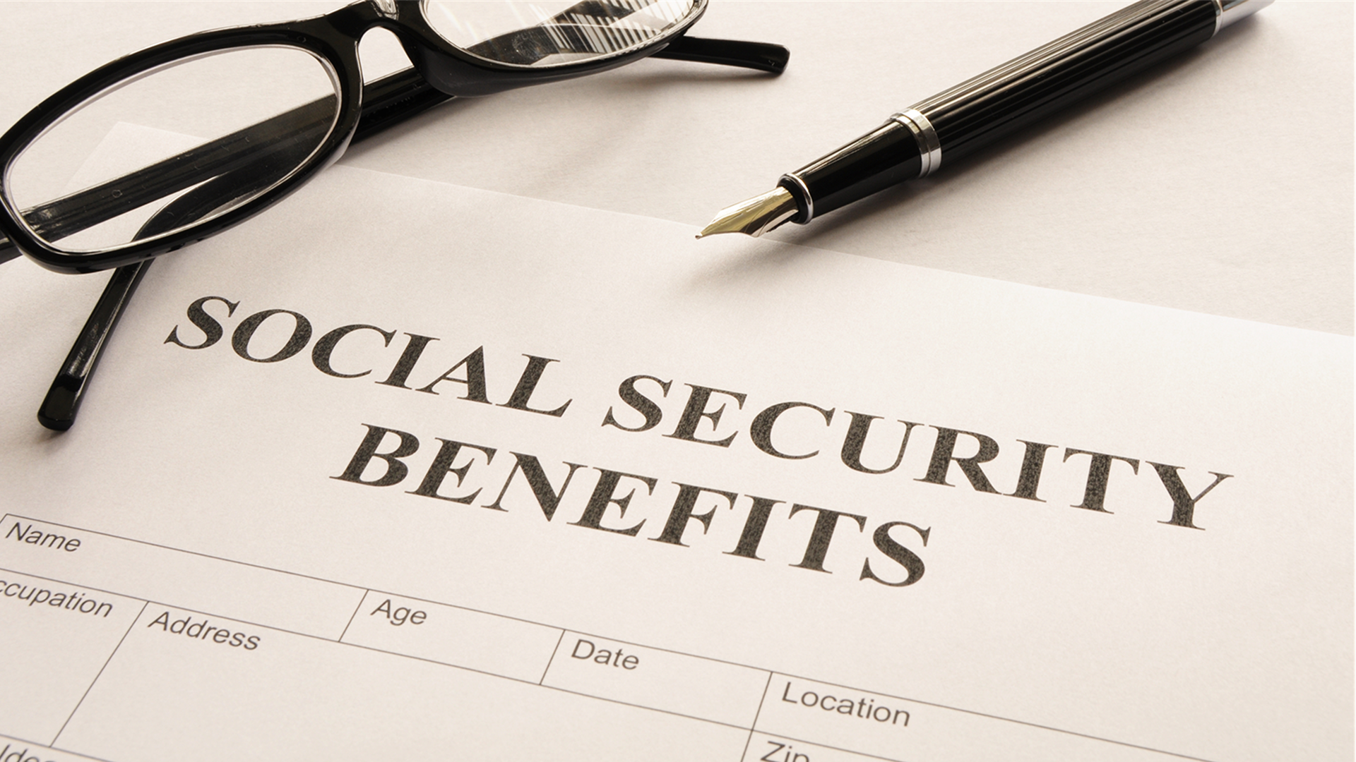 Social Secuirty Benefit