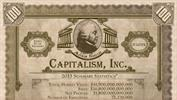 The Capitalism, Inc. Stock Certificate