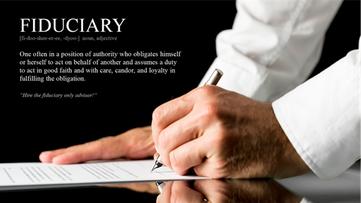 Fiduciary Banner