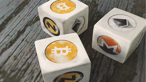Crypto Dice Banner