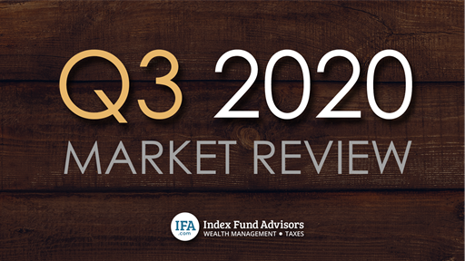 Q3 2020 Review Banner
