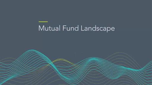 Mutual Fund Landscape