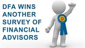 DFA Wins Another Survey of Financial Advisors