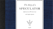 Book Analysis: The Story of a Speculator