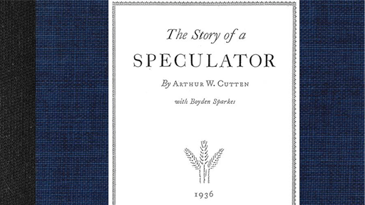 Story of a Specualtor