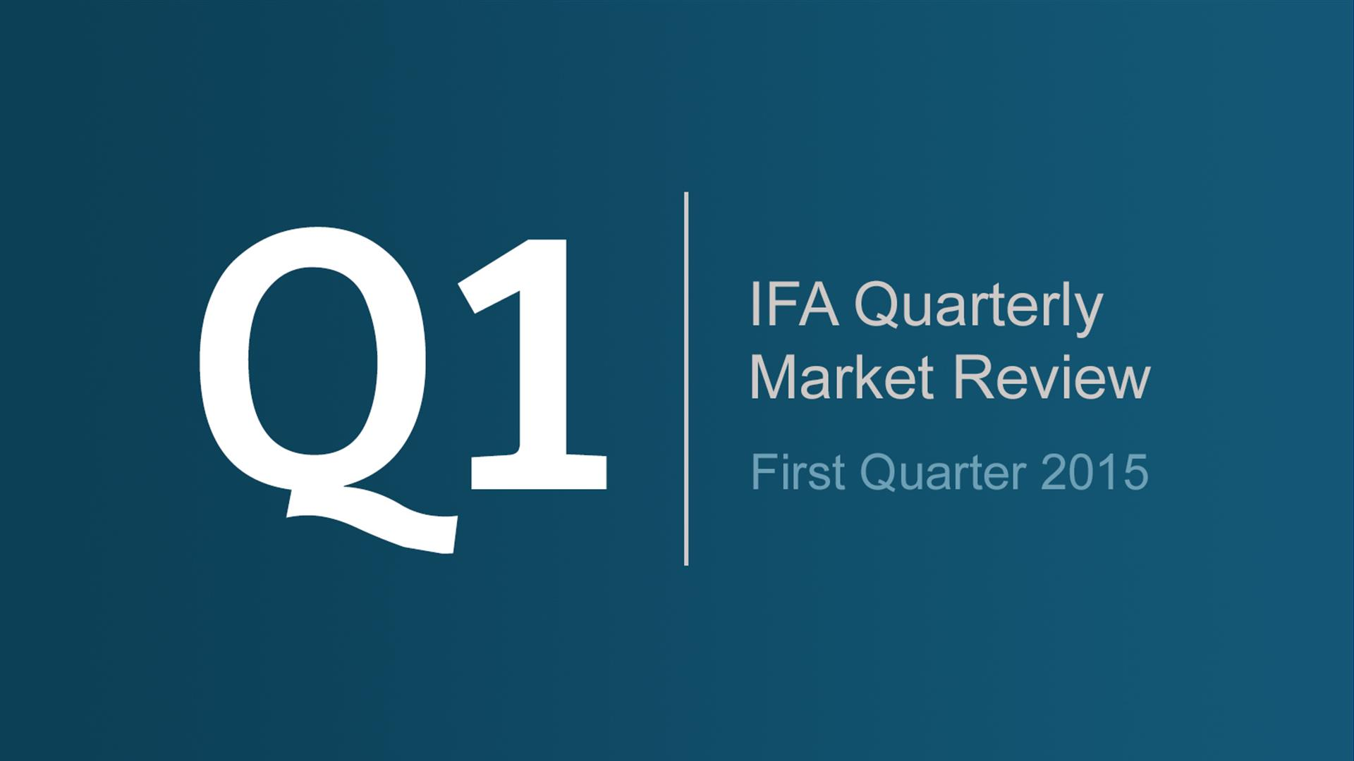 Q1 Review Banner