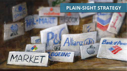 Plain Sight - Market
