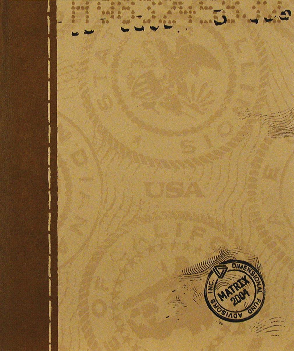 DFA Matrix Book 2004