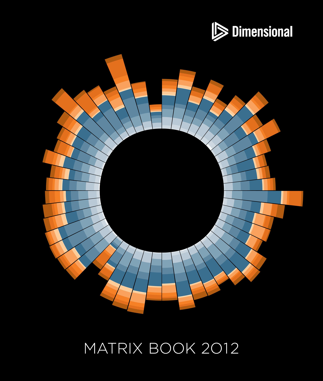 DFA Matrix Book 2012