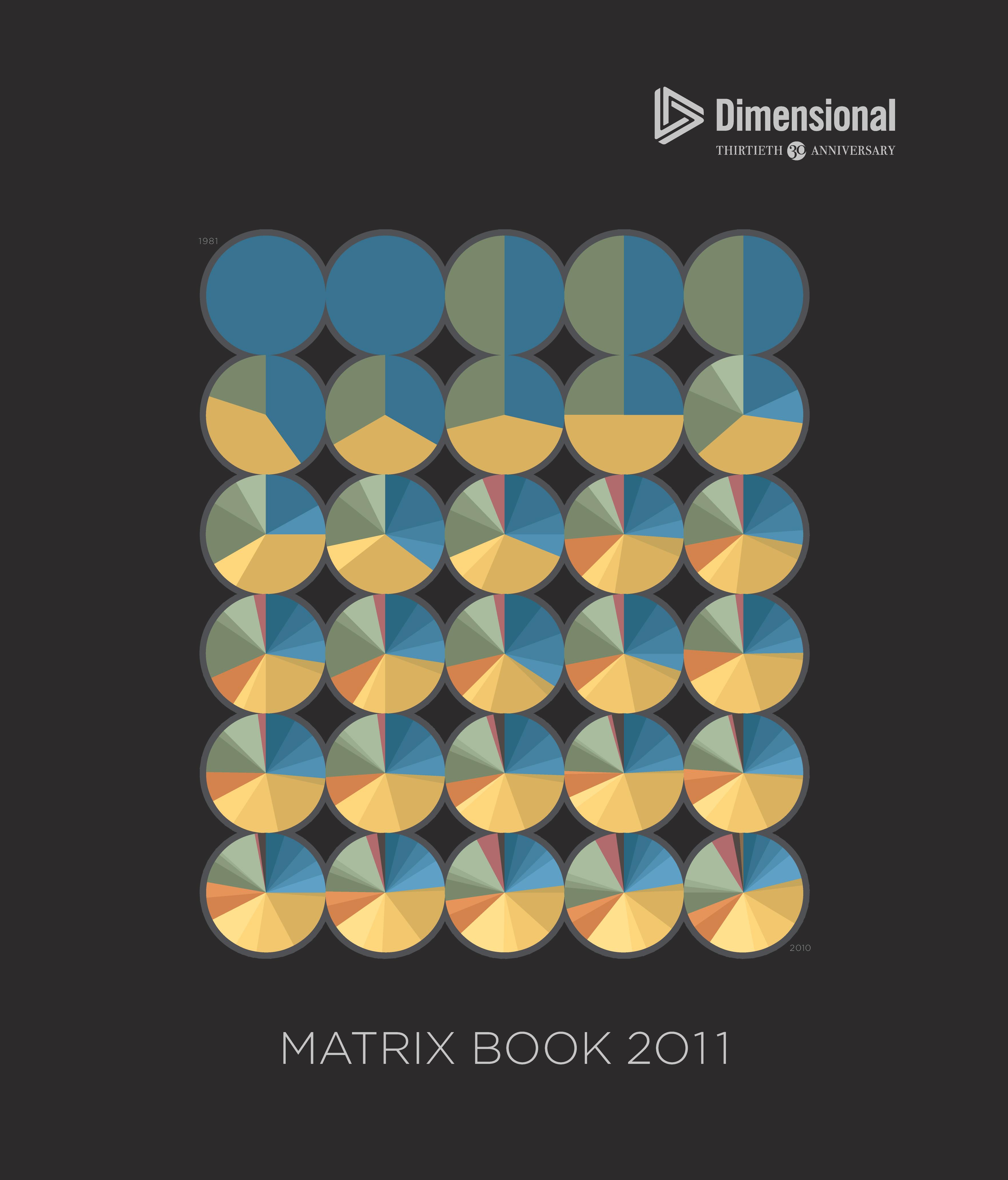 DFA Matrix Book 2011