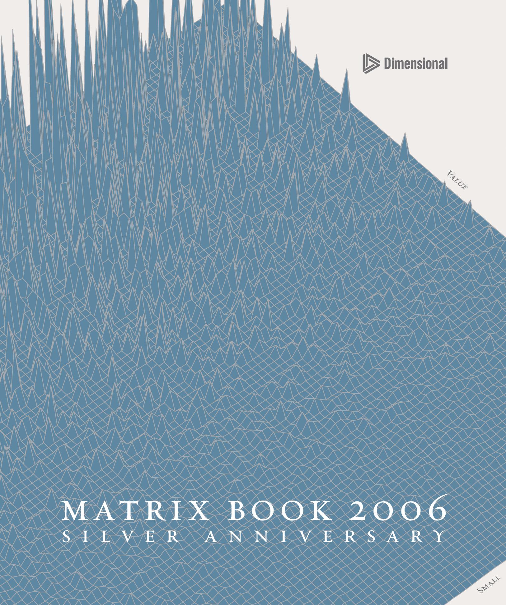DFA Matrix Book 2006