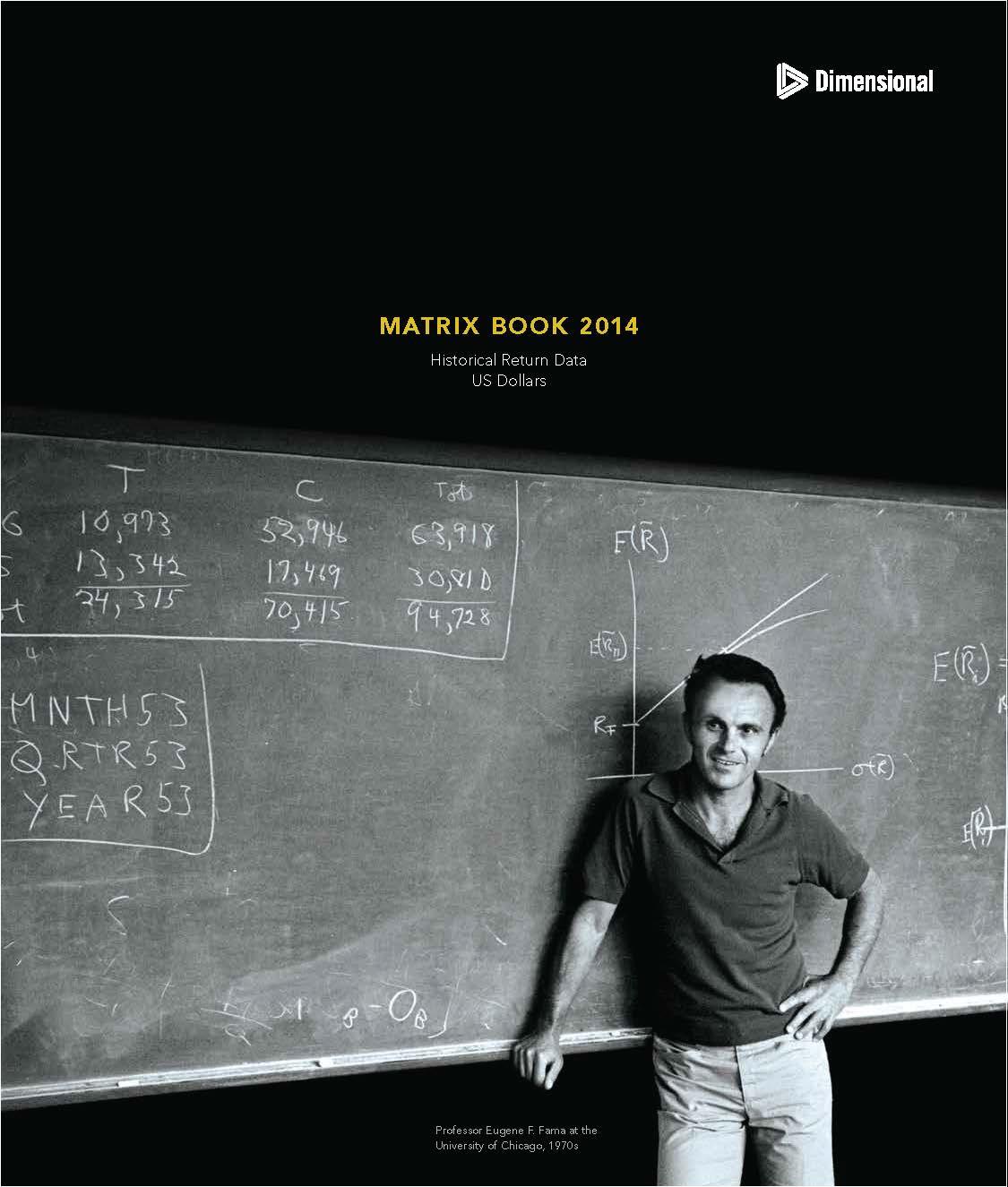 DFA Matrix Book 2014