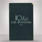 10-rules-for-investors