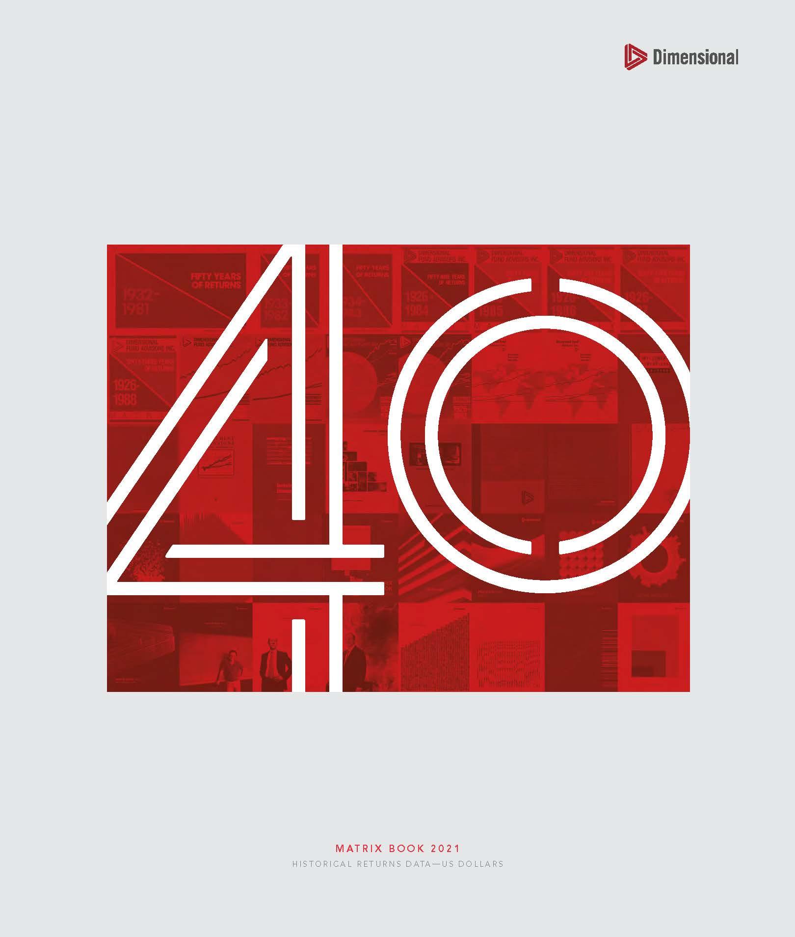 DFA Matrix Book 2021